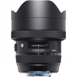 SIGMA AF 12-24/4,0 DG HSM Art Canon (205954)