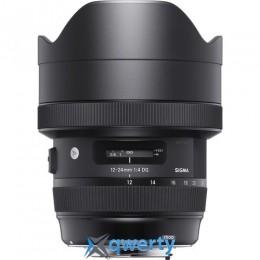 SIGMA AF 12-24/4,0 DG HSM Art Nikon (205955) купить в Одессе