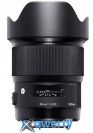 SIGMA AF 20/1,4 DG HSM Art Canon (412954) купить в Одессе