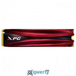 ADATA XPG Gammix S10 256GB M.2 2280 PCIe 3.0 x4 3D NAND TLC (ASX7000NPC-256GT-C)