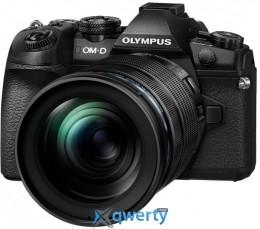 OLYMPUS E-M1 mark II 12-100 Kit black/black (V207060BE010)