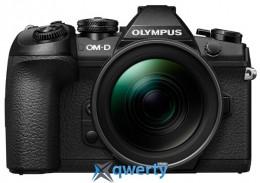 OLYMPUS E-M1 mark II 12-40 Kit black/black (V207061BE000)