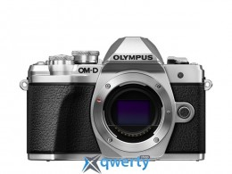 OLYMPUS E-M10 mark III Body silver (V207070SE000)
