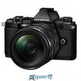 OLYMPUS E-M5 mark II 12-40 PRO Kit + HLD-8 + BLN-1 black/black (V207041BE010)