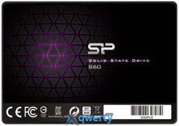 Silicon Power Slim S60 32GB SATAIII MLC (SP032GBSS3S60S25) ОЕМ 2.5