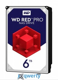 Western Digital Red Pro NAS 6TB 7200rpm 256MB (WD6003FFBX) 3.5 SATA III