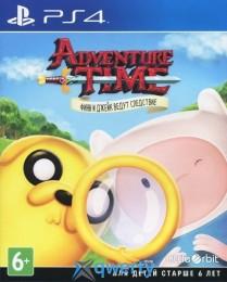 Adventure Time: Финн и Джейк ведут следствие (PS4)