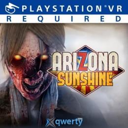 VR Arizona Sunshine