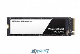 Western Digital Black SSD 500GB M.2 2280 PCIe 3.0 x4 TLC (WDS500G2X0C)