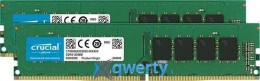 Micron Crucial DDR4-2666 16GB PC4-21300 (2x8) (CT2K8G4DFS8266)
