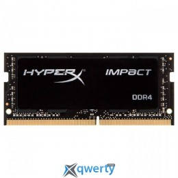 KINGSTON HyperX Impact SO-DIMM DDR4 2133MHz 16GB PC-17060 (HX421S13IB/16)