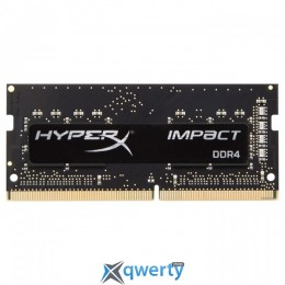 KINGSTON HyperX Impact SO-DIMM DDR4 2666MHz 16GB PC-21300 (HX426S15IB2/16)