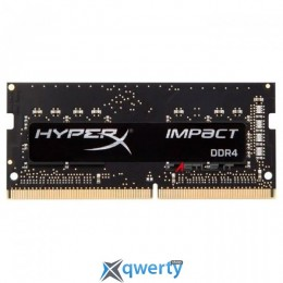 KINGSTON HyperX Impact SO-DIMM DDR4 2666MHz 8GB PC-21300 (HX426S15IB2/8)