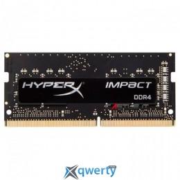 KINGSTON HyperX Impact SO-DIMM DDR4 2666MHz 8GB PC-21300 (HX426S15IB2/8) купить в Одессе