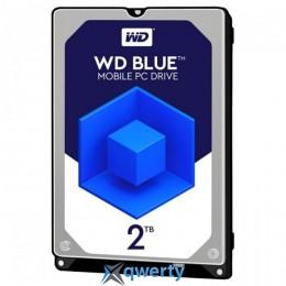Western Digital Blue 2TB 5400rpm 128MB (WD20SPZX) SATA III 2.5