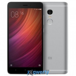 Xiaomi Redmi Note 4 3/64Gb (Grey) EU