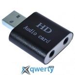 Dynamode USB C-Media 108 7.1 (USB-SOUND7-ALU black)