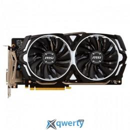 MSI PCI-Ex GeForce GTX 1060 Armor V1 6GB GDDR5 (192bit) (1506/8008) (DVI, 2 x HDMI, 2 x DisplayPort) (GTX 1060 ARMOR 6G V1)