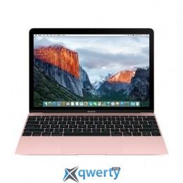 Apple MacBook 12 Rose Gold (Z0U40000N) 2017