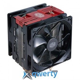 Cooler Master Hyper 212 LED Turbo (Red Top Cover) (RR-212TR-16PR-R1)