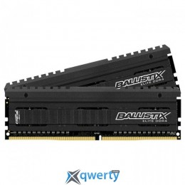 CRUCIAL DDR4 3200MHz 16GB (2x8) PC-25600 Ballistix Elite (BLE2C8G4D32BEEAK)