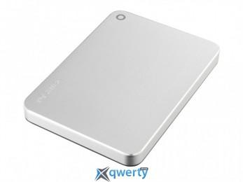 HDD 2.5 USB 2.0TB Toshiba Canvio Premium Silver (HDTW220ES3AA)