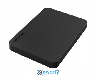HDD 2.5 USB 500GB Toshiba Canvio Basics Black (HDTB405EK3AA)