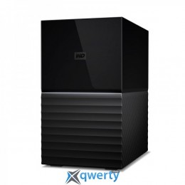 HDD 3.5 USB 6.0TB WD My Book Duo Black (WDBFBE0060JBK-EESN)