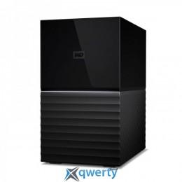 HDD 3.5 USB 8.0TB WD My Book Duo Black (WDBFBE0080JBK-EESN)
