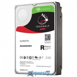 Seagate IronWolf Pro HDD 12TB 7200rpm 256MB ST12000NE0007 SATAIII 3.5