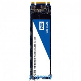 Western Digital Blue SSD 2TB M.2 2280 SATAIII 3D NAND (WDS200T2B0B) купить в Одессе