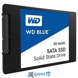 Western Digital Blue SSD 2TB SATAIII 3D NAND (WDS200T2B0A) 2.5