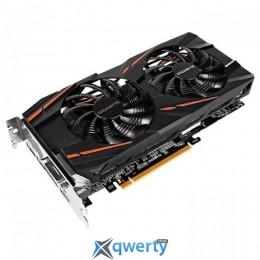 Gigabyte PCI-Ex Radeon RX 580 Gaming 4GB GDDR5 (256bit) (1340/7000) (DVI, HDMI, Display Port) (GV-RX580GAMING-4GD-MI bulk)