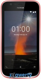 NOKIA N1 Dual SIM (warm red) TA-1047