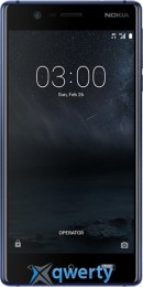 NOKIA N3 Dual SIM (tempered blue) TA-1032