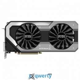 Palit GeForce GTX 1070 Jetstream 8GB GDDR5 (256bit) (1506/8000) (DVI, HDMI, 3 x DisplayPort) (NE51070015P2-1041J)