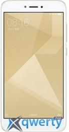 Xiaomi Redmi 4X 2/16Gb (Gold) UA