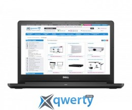 Dell Vostro 15 3578 (0811) 8GB/120SSD+1TB/10Pro