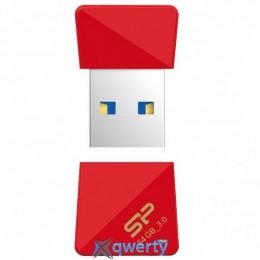 Silicon Power 64Gb Jewel J08 Red USB 3.0 (SP064GBUF3J08V1R)