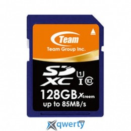Team 128GB SDXC Class 10 UHS-I (TSDXC128GUHS01)
