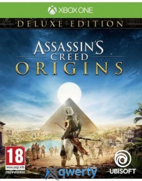 Assassins Creed: Origins Deluxe Edition (Xbox One)