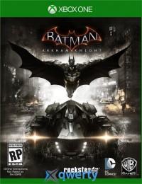 Batman Arkham Knight XBox One (русские субтитры)