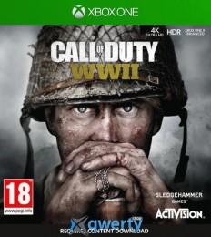 Call of Duty: WW 2 (Xbox One)