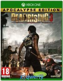 Dead Rising 3 Apocalypse Edition (Xbox One)