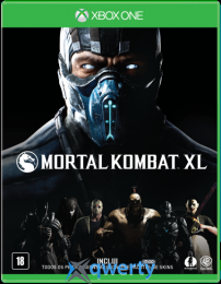 Mortal Kombat XL XBox One (русские субтитры)