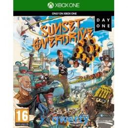 Sunset Overdrive XBox One (русская версия)