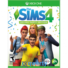 The Sims 4 XBox One (русские субтитры)