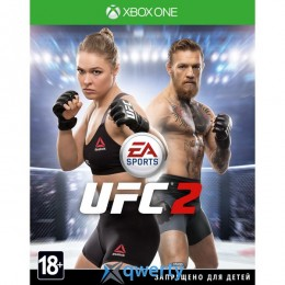 UFC 2 XBox One (английская версия)