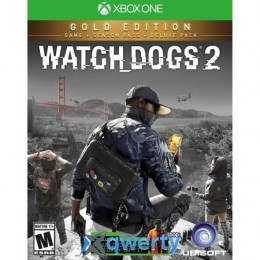 Watch Dogs 2 Gold Edition (Xbox One)