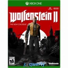Wolfenstein II: The New Colossus XBox One (русская версия)